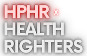 HPHR X HEALTH RIGHTERS